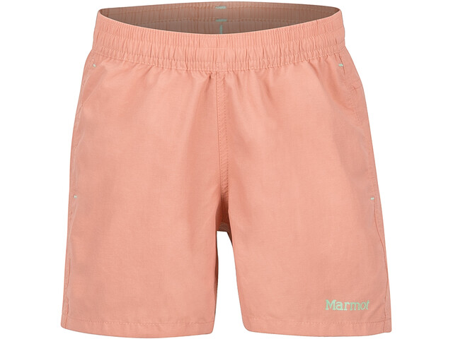 Marmot Augusta Marie Shorts Flickor coral pink